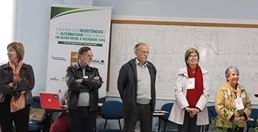 ONGs brasileiras reúnem-se no Centro de Formação